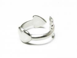 """Кольцо """"Большое сердце"""" от Amorem"""