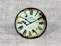 "Кольцо ""Часы"" от firMaSoni"
