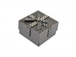 Подарочная коробка черного цвета
