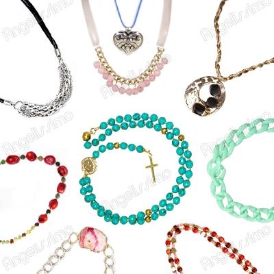 Бусы, колье, ожерелья – в чем отличия?