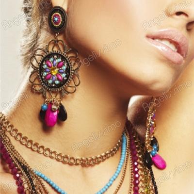 Натуральная бижутерия – продуманный выбор изысканных женщин