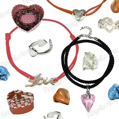 Стильные украшения «с намёком» – альтернатива традиционным валентинкам
